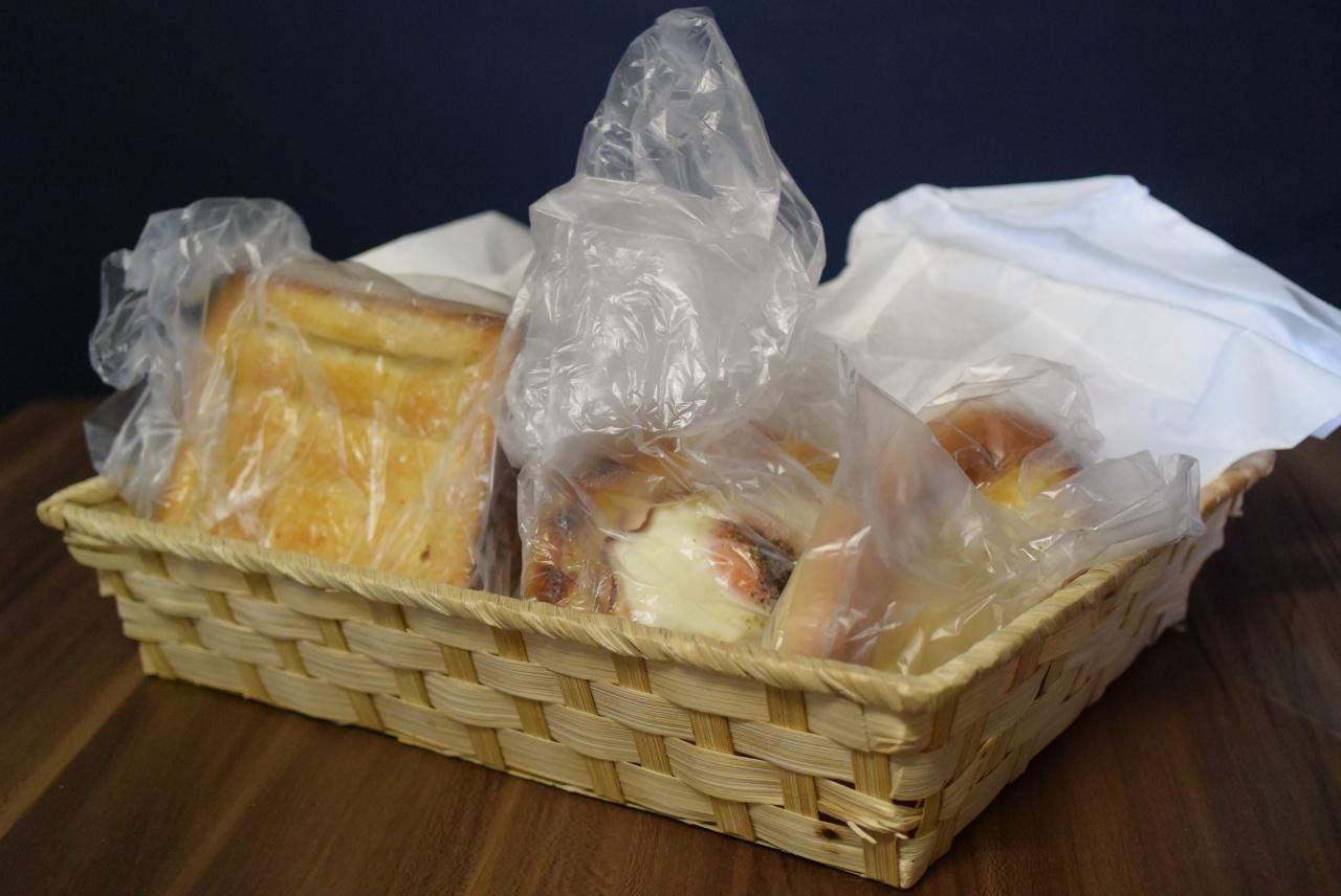 ゲルン 買ったパン