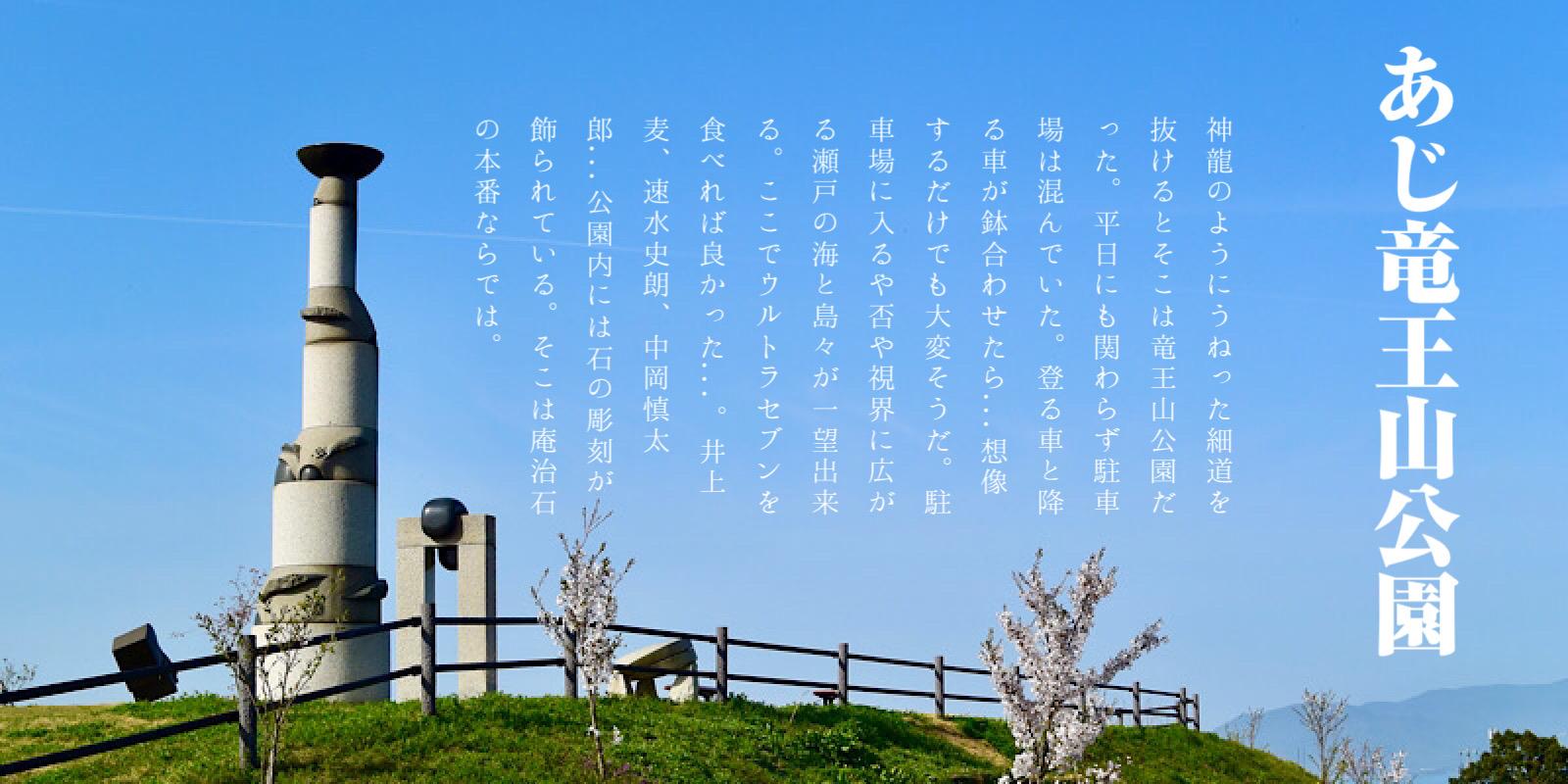 あじ竜王山公園2021