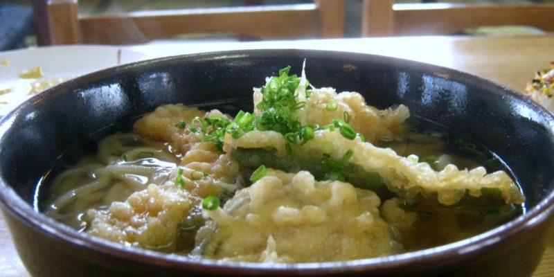 善やの野菜天(2011-12-01)