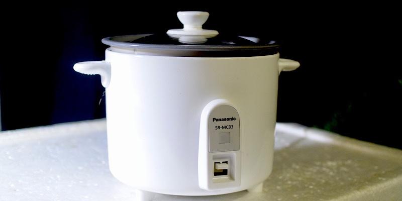 パナソニック 炊飯器 SR-MC03